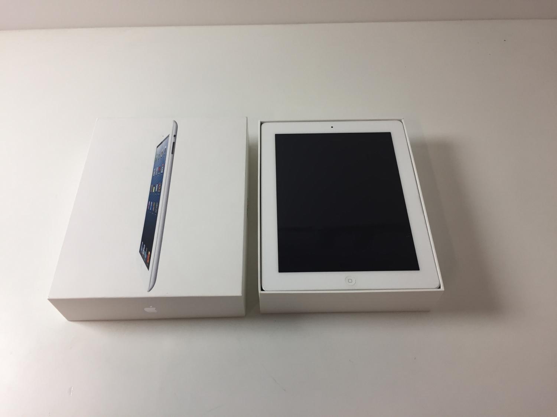 iPad 4 Wi-Fi 64GB, 64GB, White, Afbeelding 1