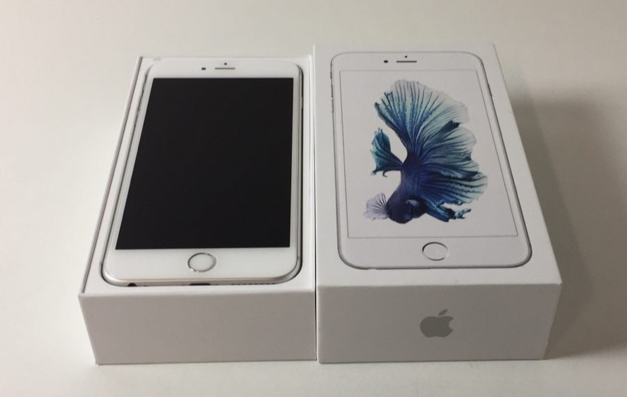 iPhone 6S Plus 64GB, 64GB, Silver, Afbeelding 4