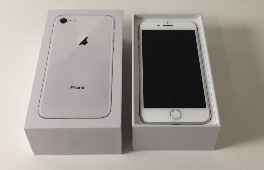 iPhone 8 64GB, 64GB, Silver, Kuva 2