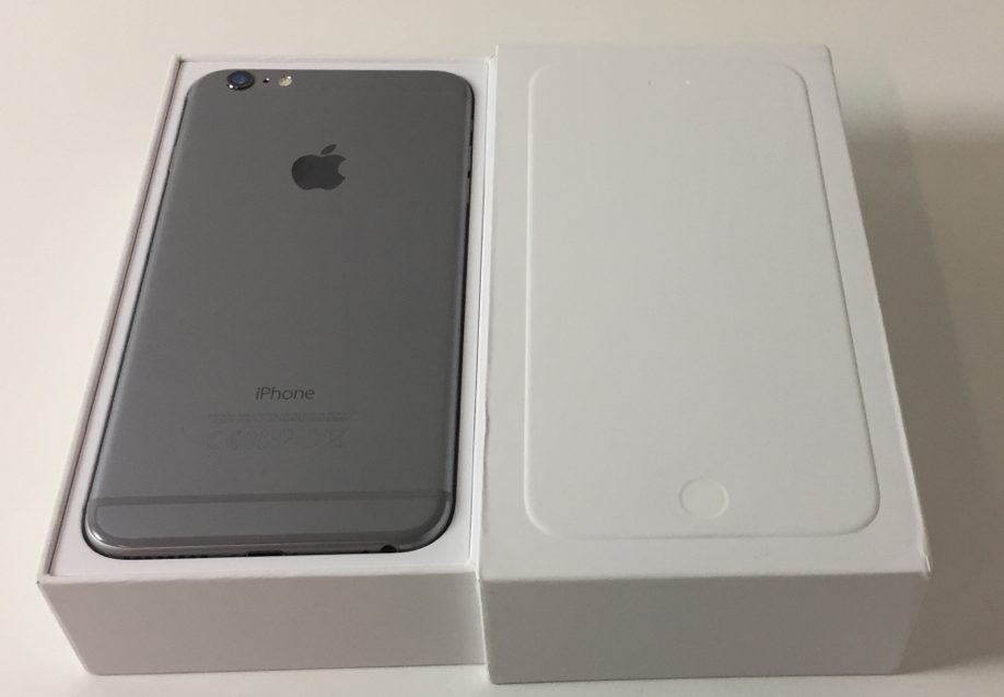 iPhone 6 Plus 64GB, 64GB, Gray, Bild 2