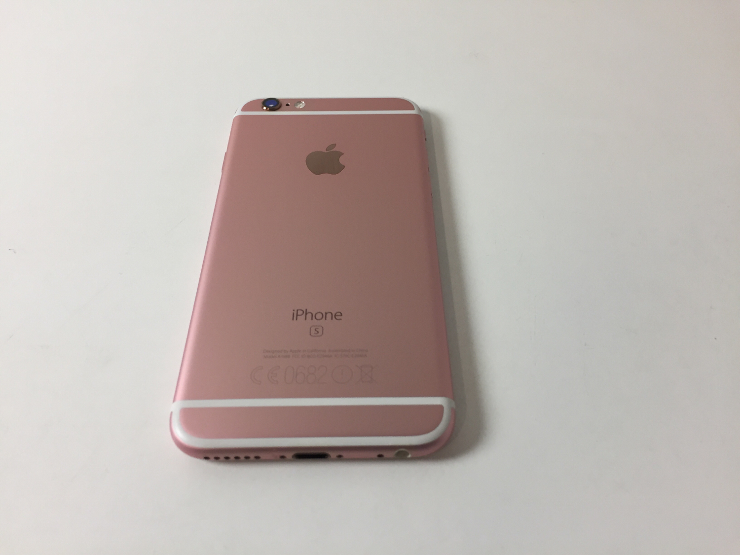 iPhone 6S 64GB, 64GB, Rose Gold, obraz 2