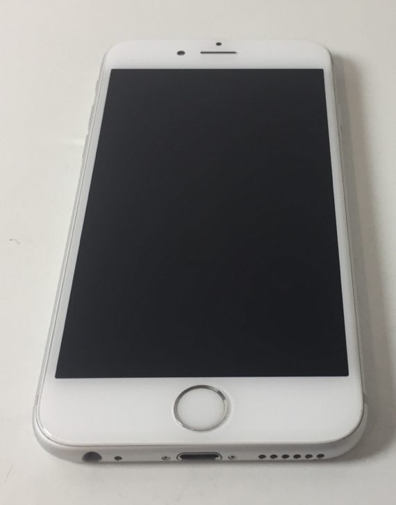 iPhone 6S 64GB, 64GB, Silver, Afbeelding 1
