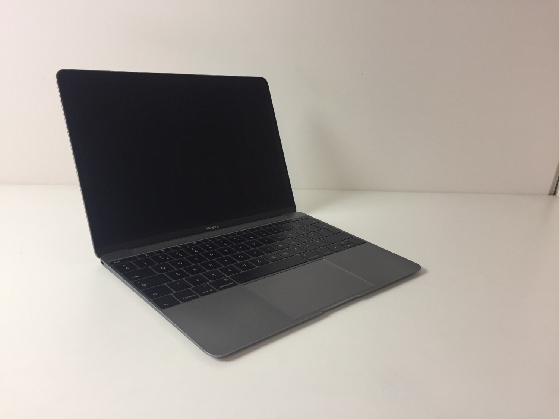 "MacBook 12"" Early 2015 (Intel Core M 1.3 GHz 8 GB RAM 512 GB SSD), Intel Core M 1.3 GHz, 8 GB RAM, 512 GB SSD, Afbeelding 1"