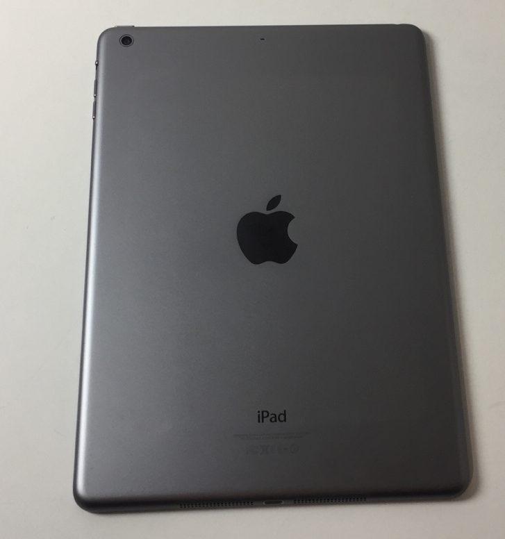 iPad Air Wi-Fi 32GB, 32GB, Space Gray, bild 2