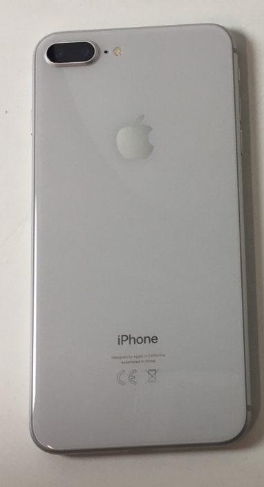iPhone 8 Plus 256GB, 256GB, Silver, imagen 2