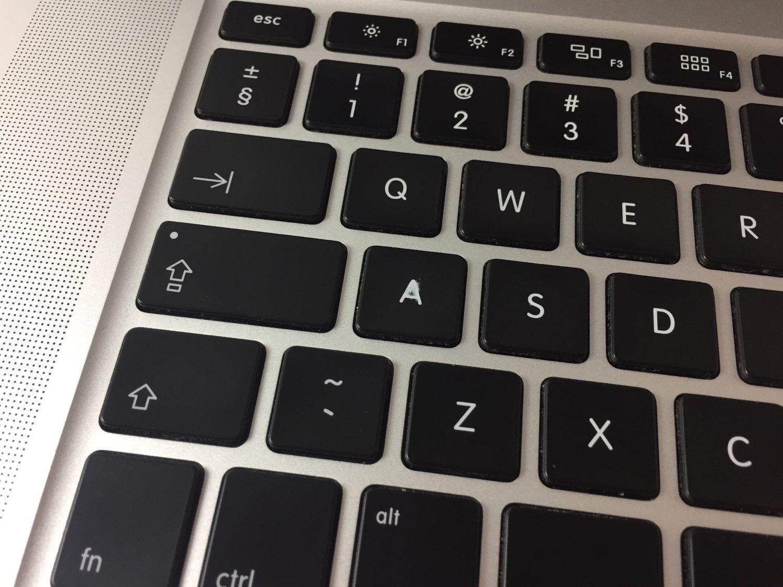 """MacBook Pro Retina 15"""" Mid 2012 (Intel Quad-Core i7 2.3 GHz 8 GB RAM 256 GB SSD), Intel Quad-Core i7 2.3 GHz, 8 GB RAM, 256 GB SSD, Afbeelding 4"""