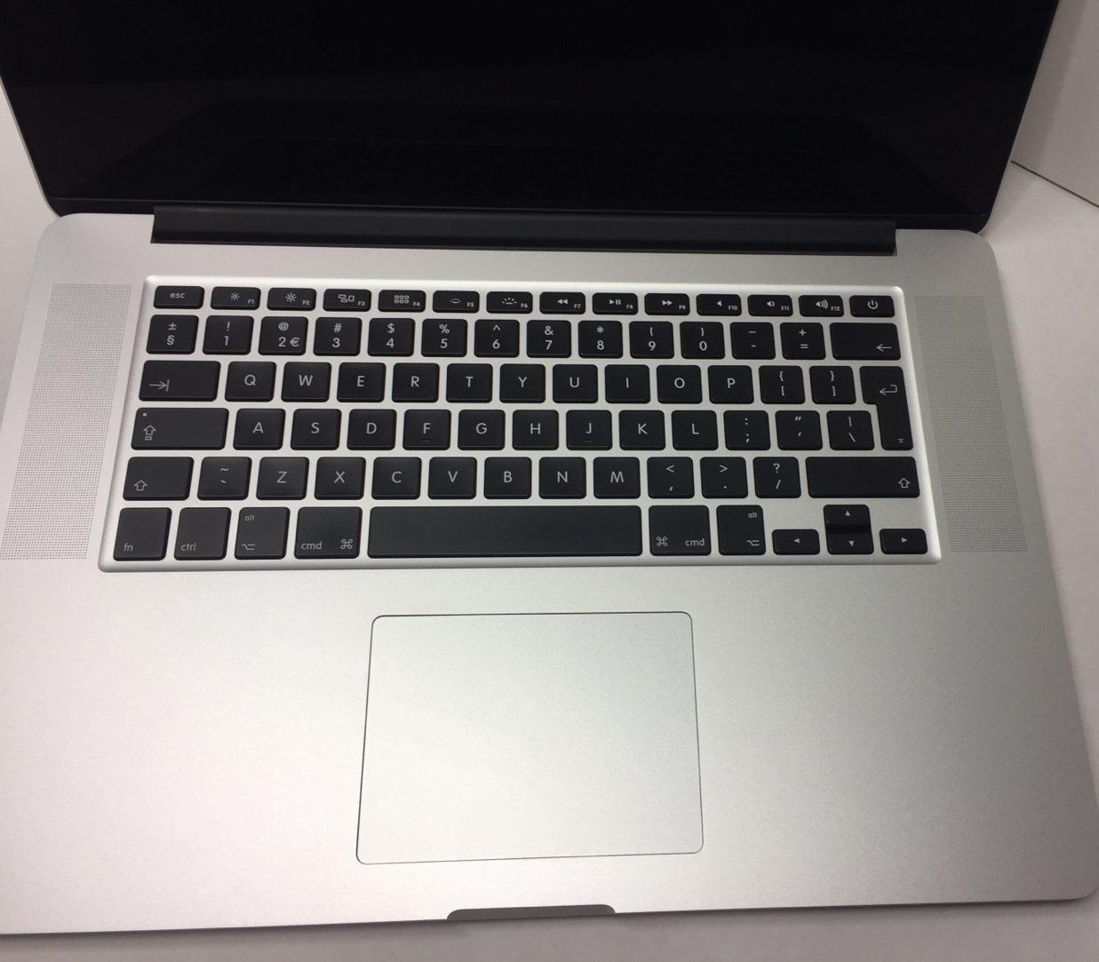 """MacBook Pro Retina 15"""" Mid 2014 (Intel Quad-Core i7 2.2 GHz 16 GB RAM 256 GB SSD), Intel Quad-Core i7 2.2 GHz, 16 GB RAM, 256 GB SSD, Afbeelding 3"""