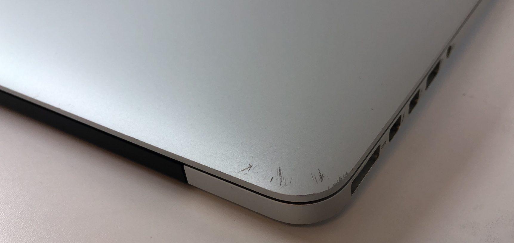 "MacBook Pro Retina 15"" Late 2013 (Intel Quad-Core i7 2.0 GHz 16 GB RAM 256 GB SSD), Intel Quad-Core i7 2.0 GHz, 16 GB RAM, 256 GB SSD, Afbeelding 4"