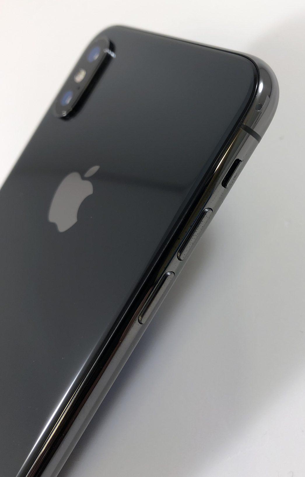 iPhone X 256GB, 256GB, Space Gray, bild 3