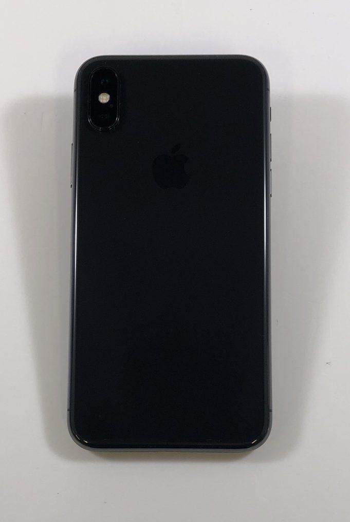 iPhone X 256GB, 256GB, Space Gray, Afbeelding 2