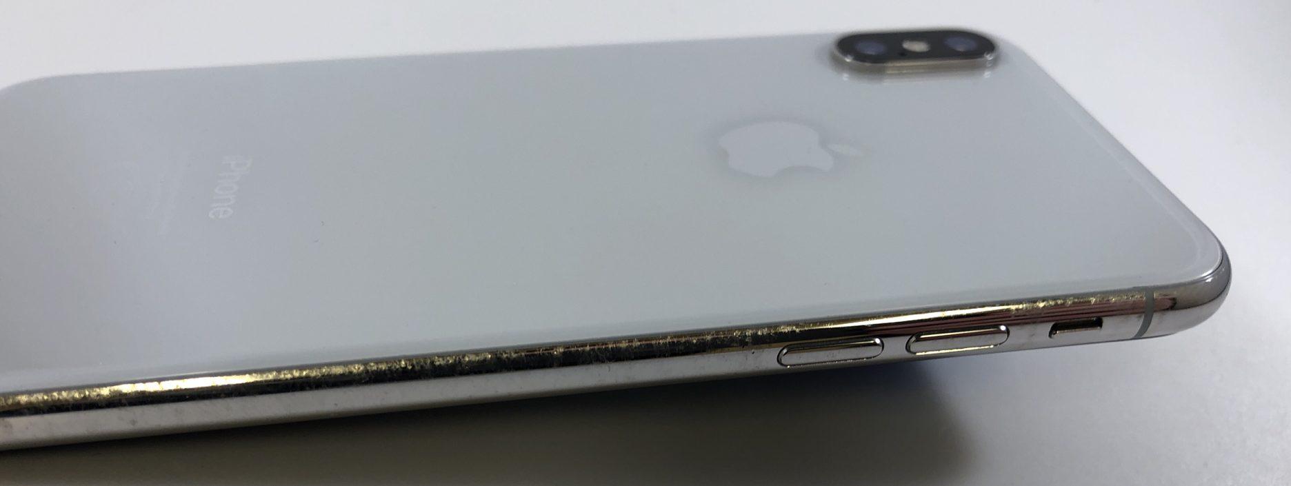 iPhone X 256GB, 256GB, Silver, Bild 4