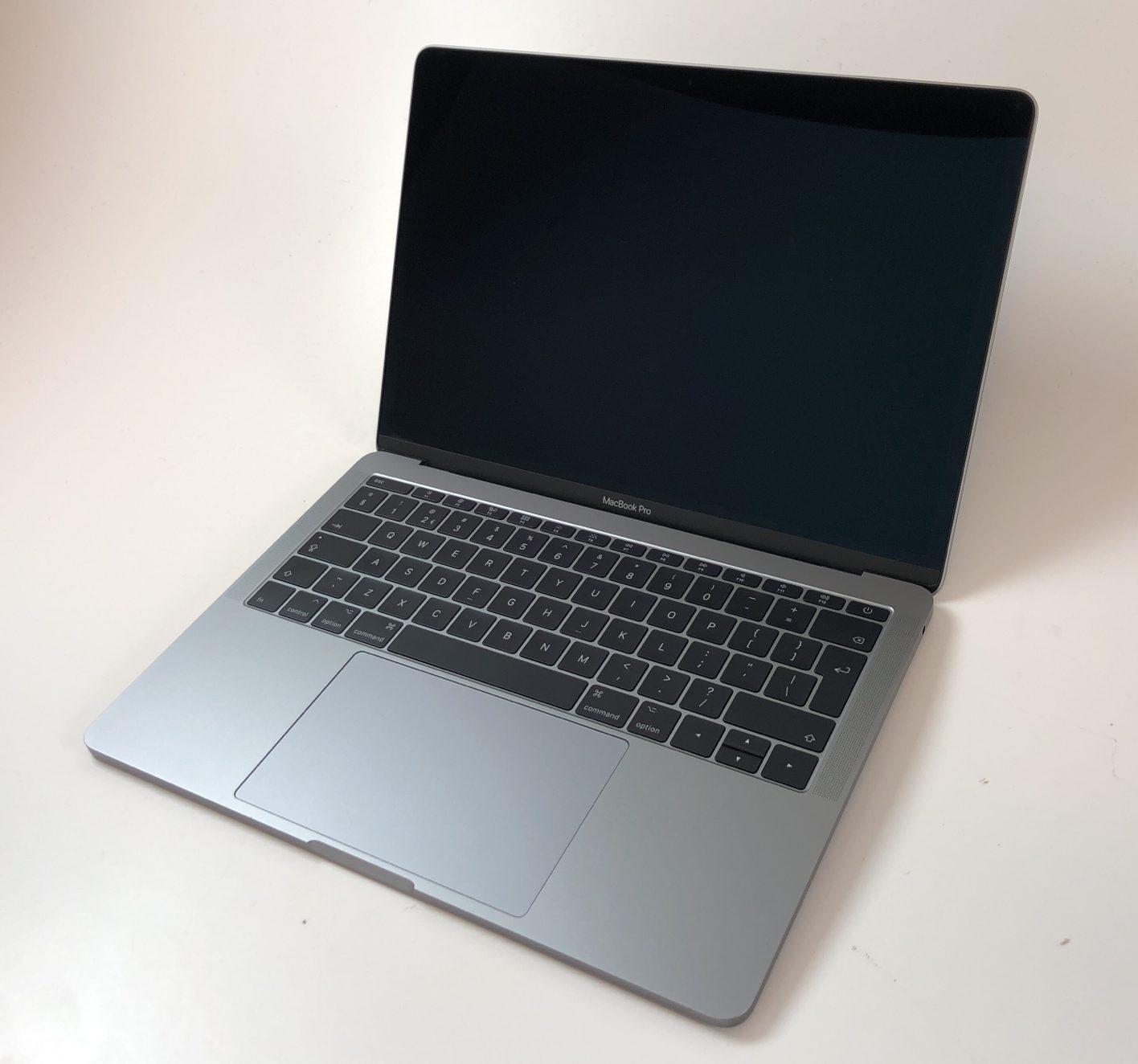 """MacBook Pro 13"""" 2TBT Mid 2017 (Intel Core i5 2.3 GHz 16 GB RAM 512 GB SSD), Space Gray, Intel Core i5 2.3 GHz, 16 GB RAM, 512 GB SSD, Afbeelding 1"""