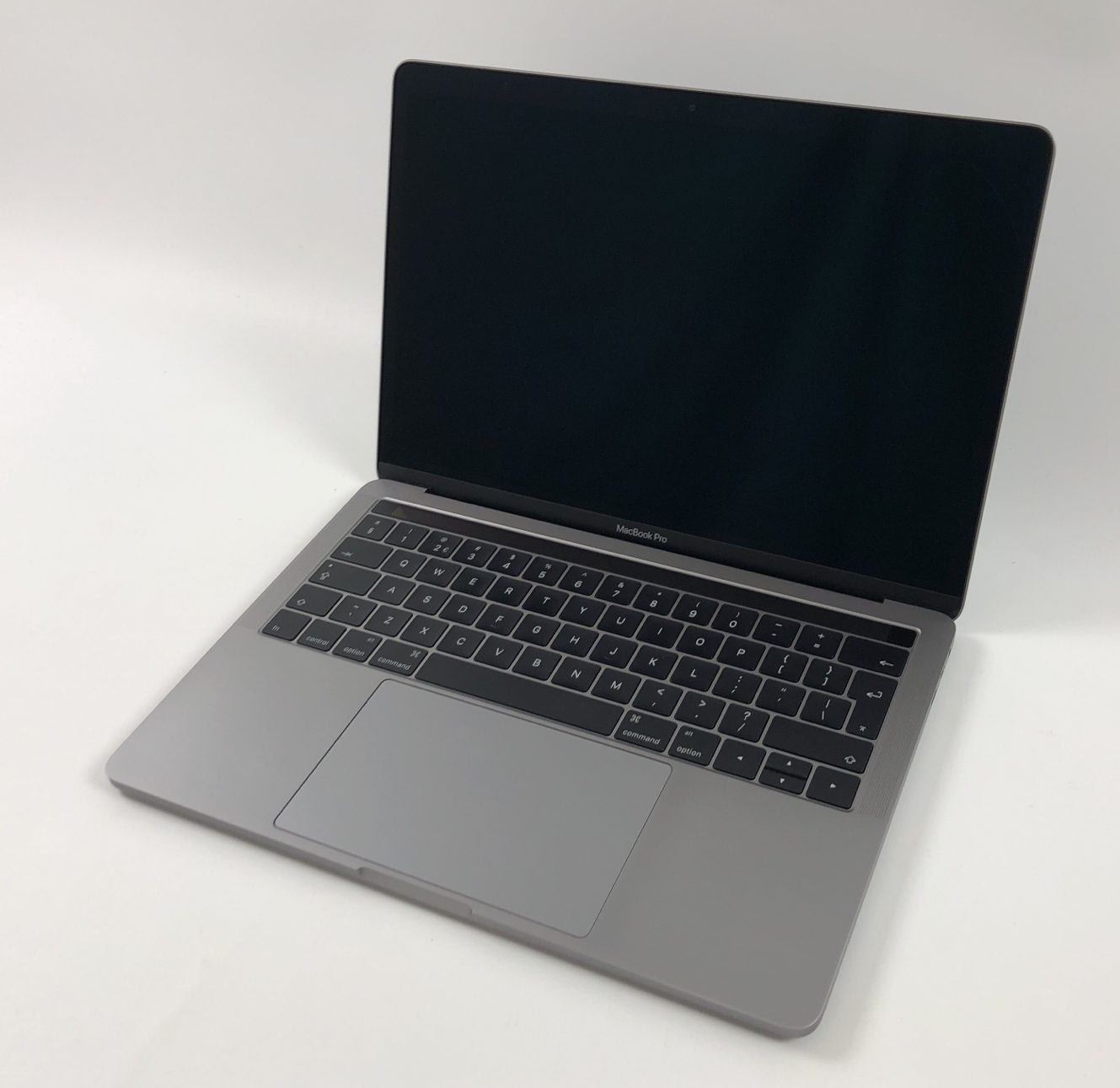 "MacBook Pro 13"" 4TBT Late 2016 (Intel Core i5 2.9 GHz 16 GB RAM 512 GB SSD), Space Gray, Intel Core i5 2.9 GHz, 16 GB RAM, 512 GB SSD, Afbeelding 1"