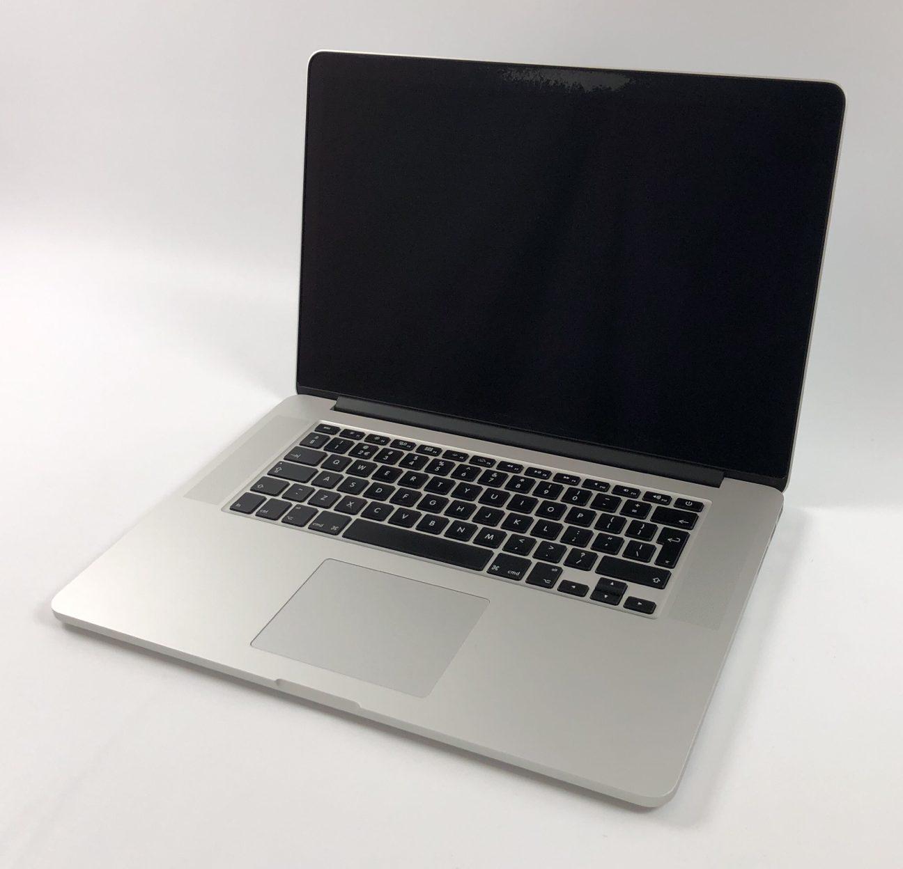 """MacBook Pro Retina 15"""" Mid 2014 (Intel Quad-Core i7 2.8 GHz 16 GB RAM 1 TB SSD), Intel Quad-Core i7 2.8 GHz, 16 GB RAM, 1 TB SSD, Afbeelding 1"""