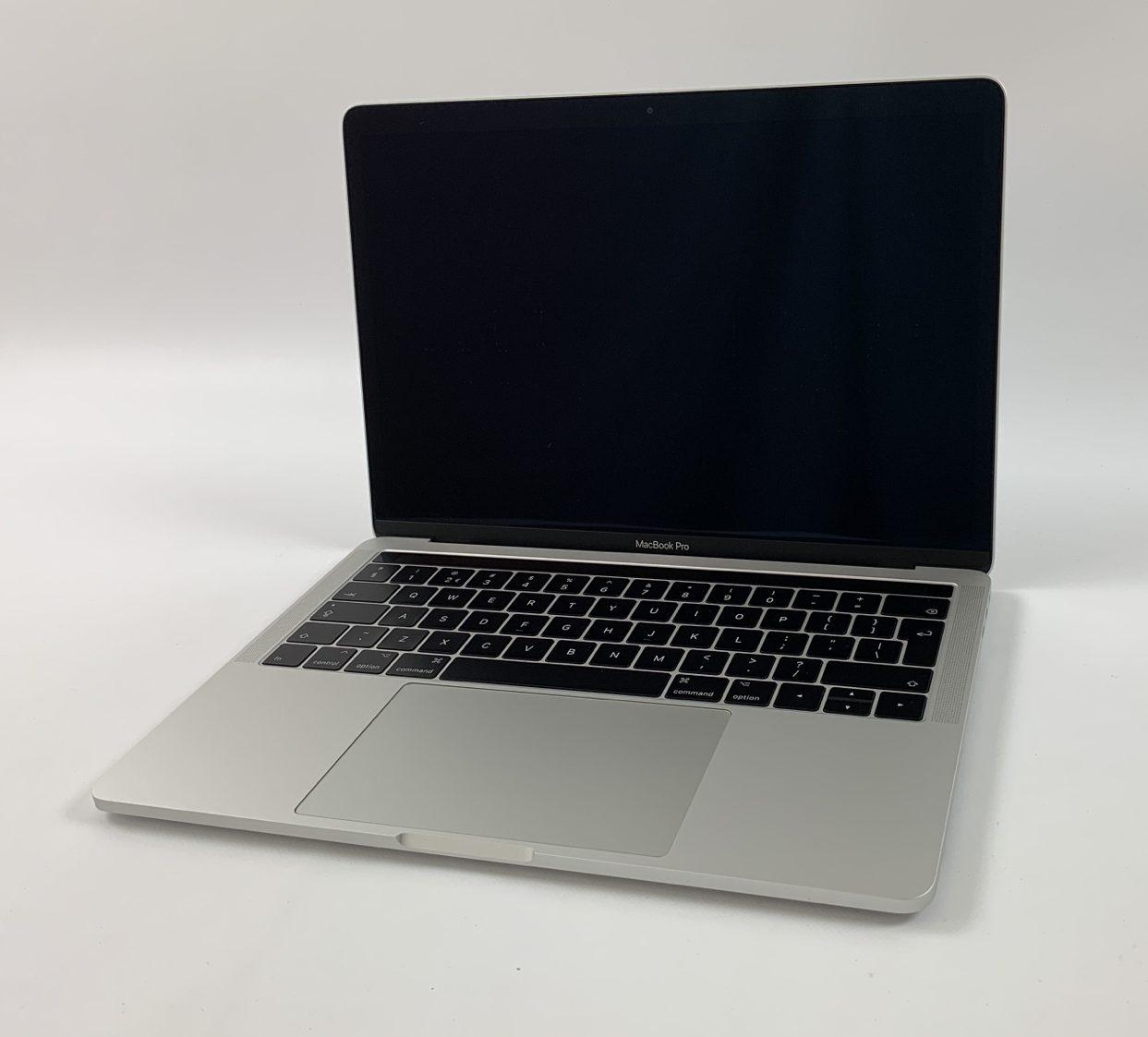"""MacBook Pro 13"""" 4TBT Mid 2017 (Intel Core i5 3.1 GHz 8 GB RAM 512 GB SSD), Silver, Intel Core i5 3.1 GHz, 8 GB RAM, 512 GB SSD, Afbeelding 1"""