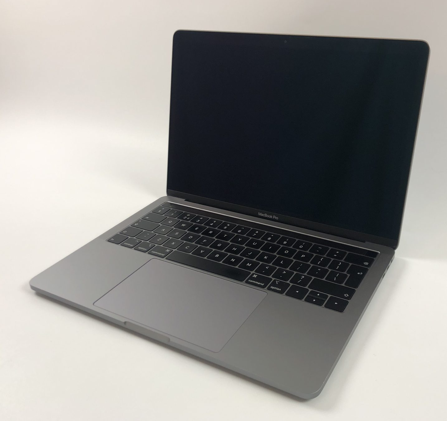 "MacBook Pro 13"" 4TBT Mid 2018 (Intel Quad-Core i5 2.3 GHz 8 GB RAM 256 GB SSD), Space Gray, Intel Quad-Core i5 2.3 GHz, 8 GB RAM, 256 GB SSD, Afbeelding 1"