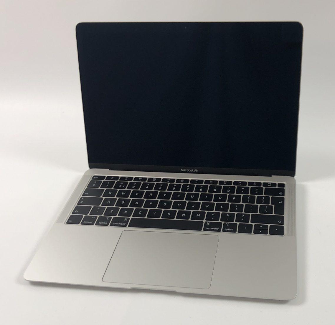 """MacBook Air 13"""" Late 2018 (Intel Core i5 1.6 GHz 8 GB RAM 256 GB SSD), Silver, Intel Core i5 1.6 GHz, 8 GB RAM, 256 GB SSD, Afbeelding 1"""