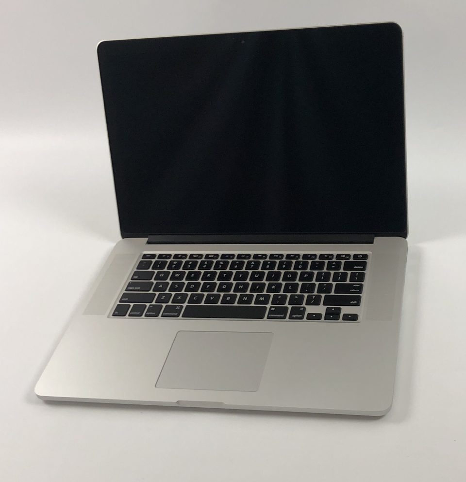 "MacBook Pro Retina 15"" Mid 2014 (Intel Quad-Core i7 2.5 GHz 16 GB RAM 512 GB SSD), Intel Quad-Core i7 2.5 GHz, 16 GB RAM, 512 GB SSD, image 1"