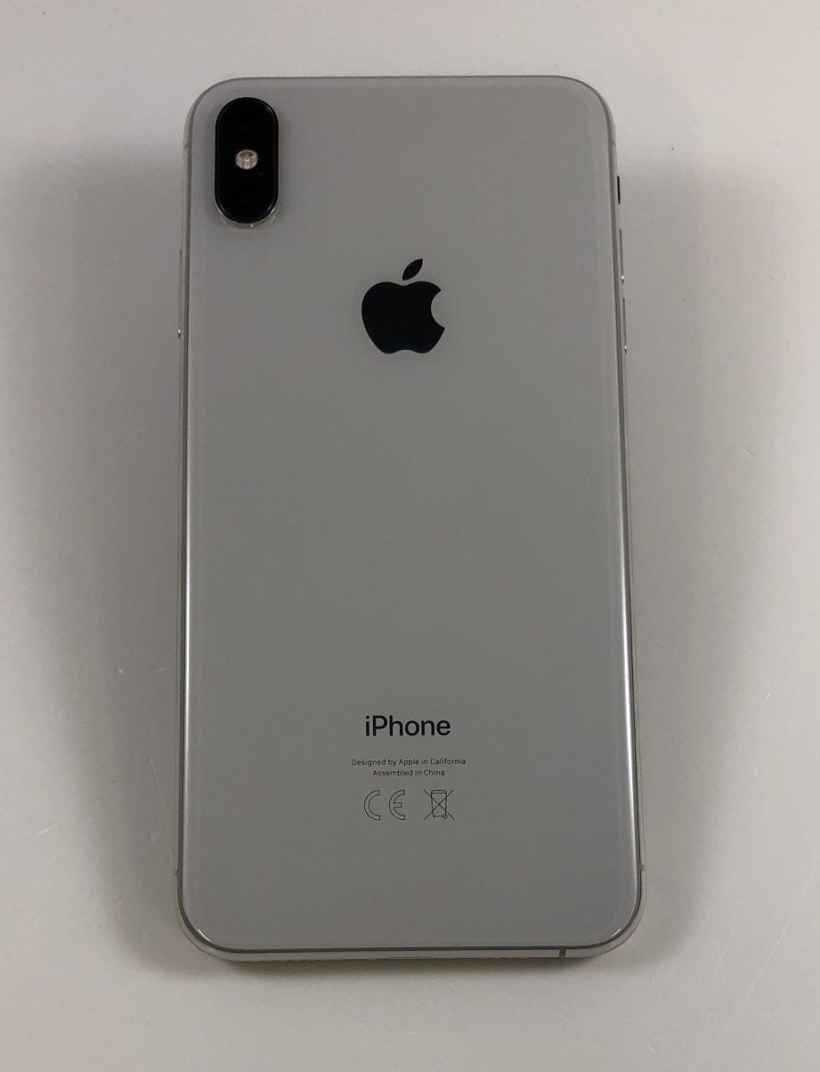 iPhone XS Max 64GB, 64GB, Silver, Afbeelding 2