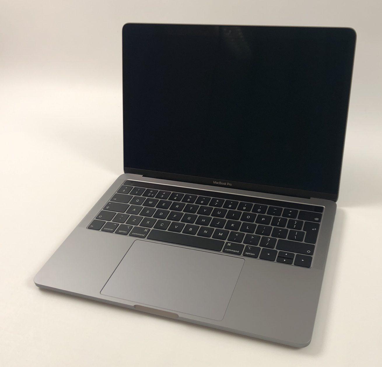 """MacBook Pro 13"""" 4TBT Mid 2018 (Intel Quad-Core i7 2.7 GHz 16 GB RAM 1 TB SSD), Space Gray, Intel Quad-Core i7 2.7 GHz, 16 GB RAM, 1 TB SSD, Afbeelding 1"""
