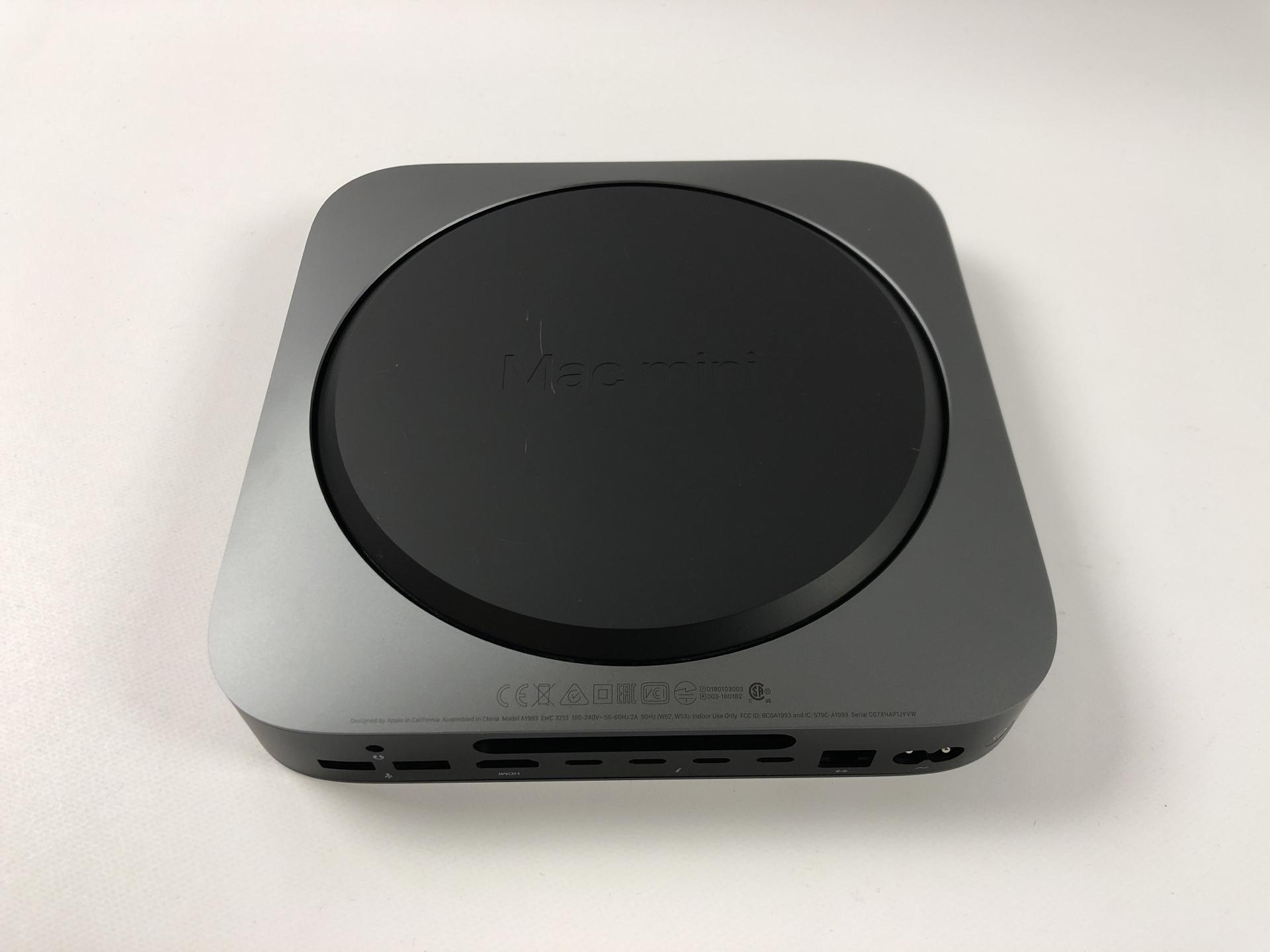 Mac Mini Late 2018 (Intel Quad-Core i3 3.6 GHz 8 GB RAM 128 GB SSD), Intel Quad-Core i3 3.6 GHz, 8 GB RAM, 128 GB SSD, Afbeelding 2