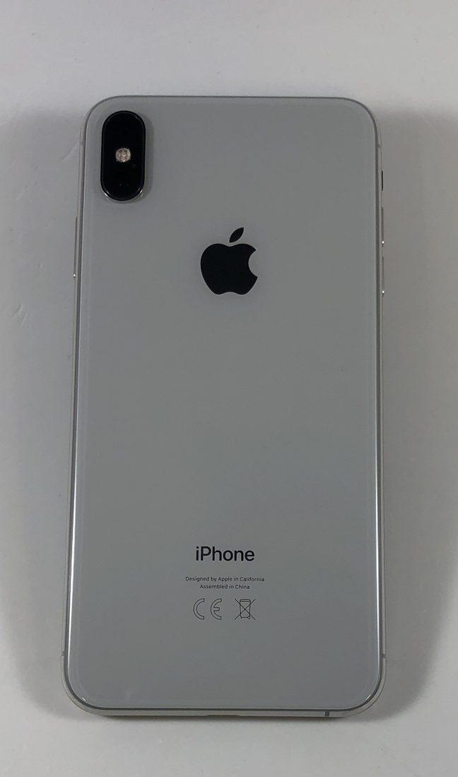 iPhone XS Max 256GB, 256GB, Silver, immagine 2