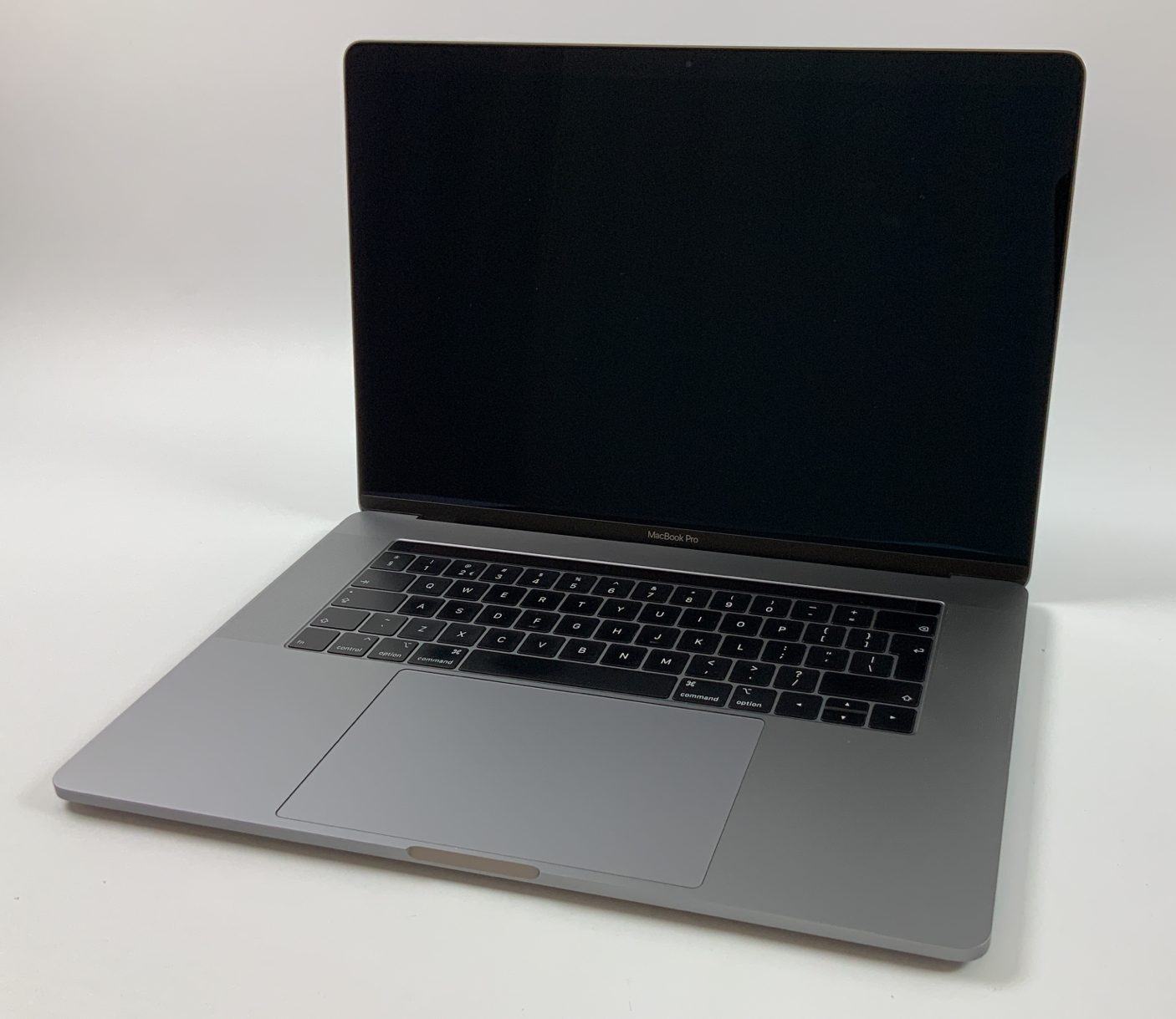 """MacBook Pro 15"""" Touch Bar Mid 2018 (Intel 6-Core i9 2.9 GHz 32 GB RAM 1 TB SSD), Space Gray, Intel 6-Core i9 2.9 GHz, 32 GB RAM, 1 TB SSD, Afbeelding 1"""