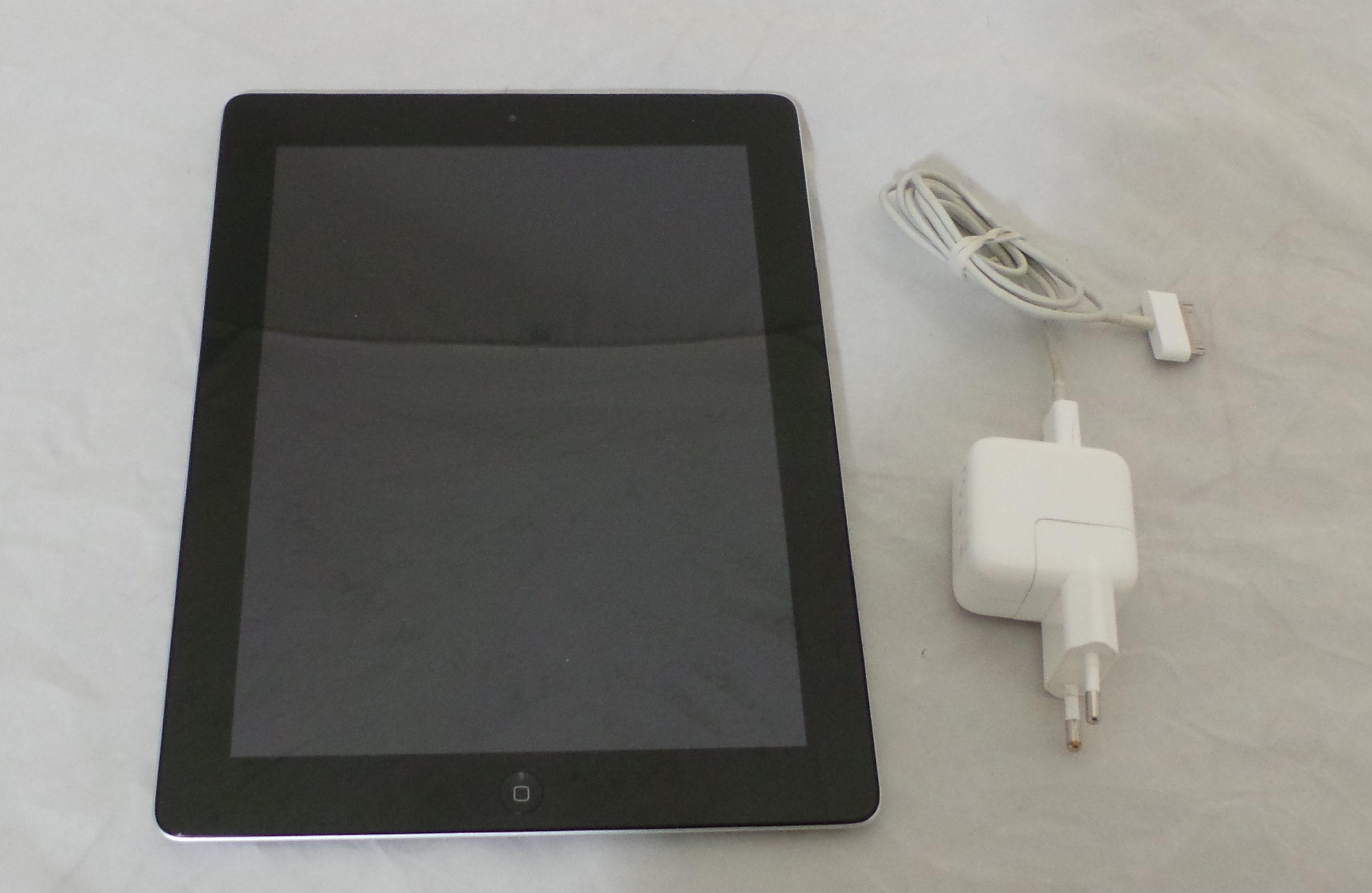 iPad 3 Wi-Fi 64GB, 64 GB, Black, Kuva 1