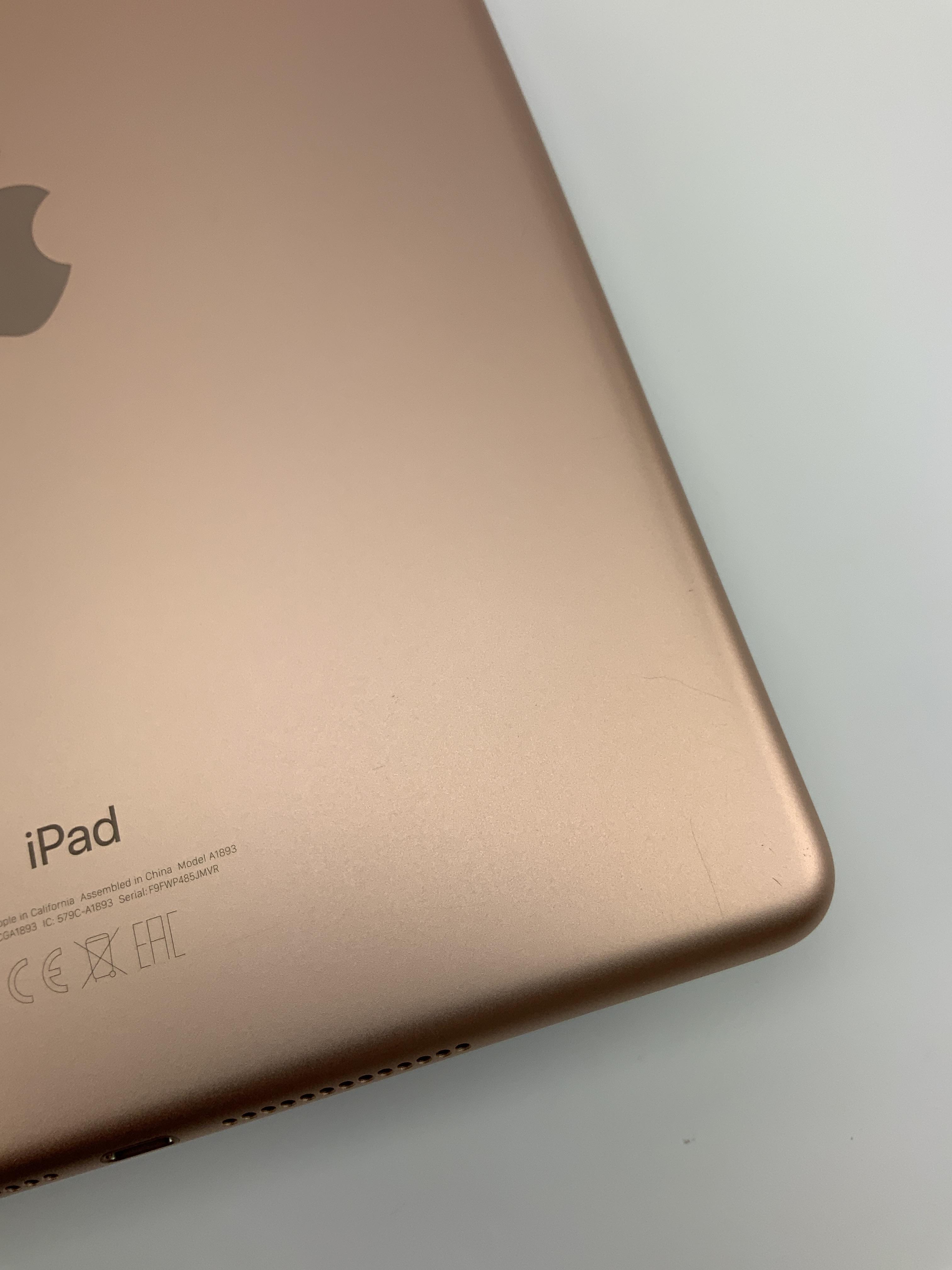 iPad 6 Wi-Fi 32GB, 32GB, Gold, image 4