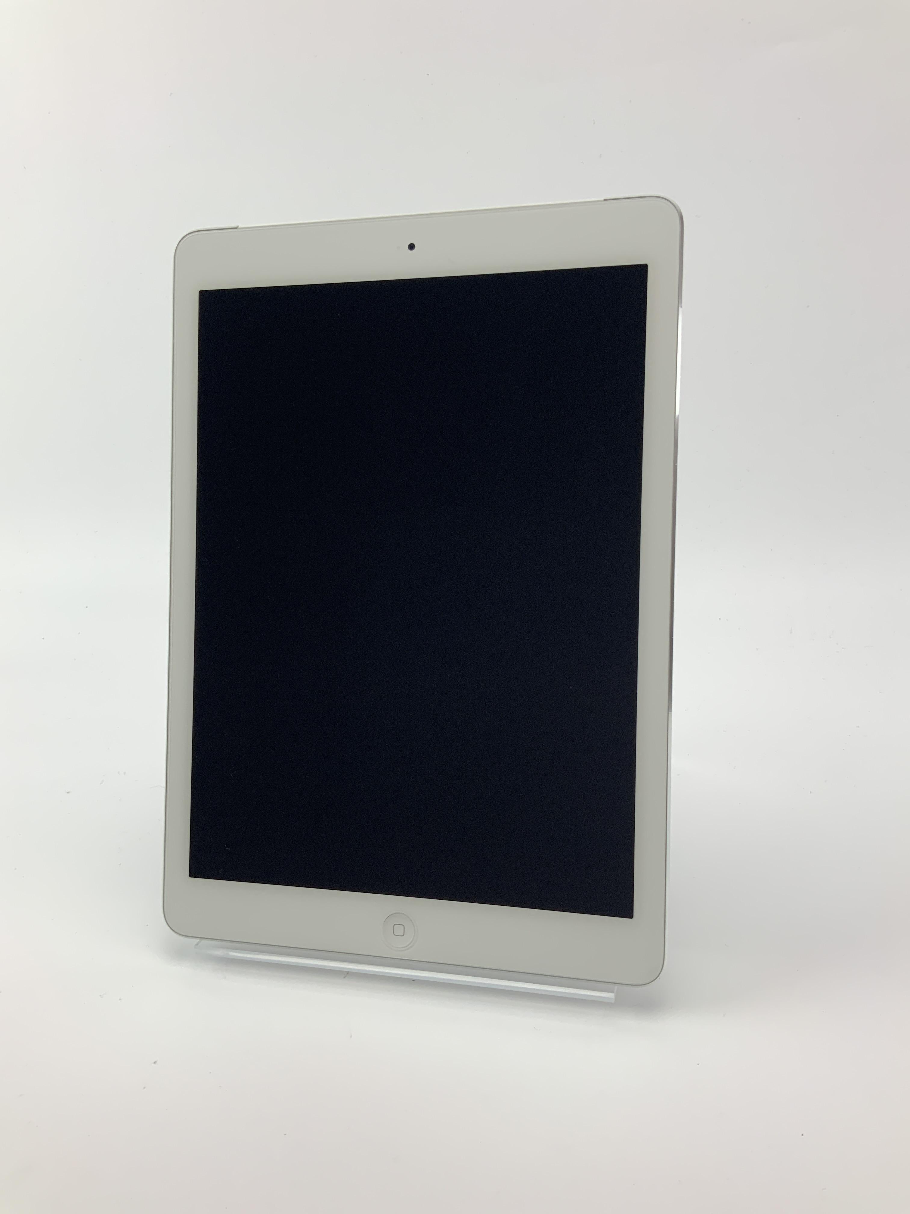 iPad Air 2 Wi-Fi + Cellular 32GB, 32GB, Silver, Afbeelding 1