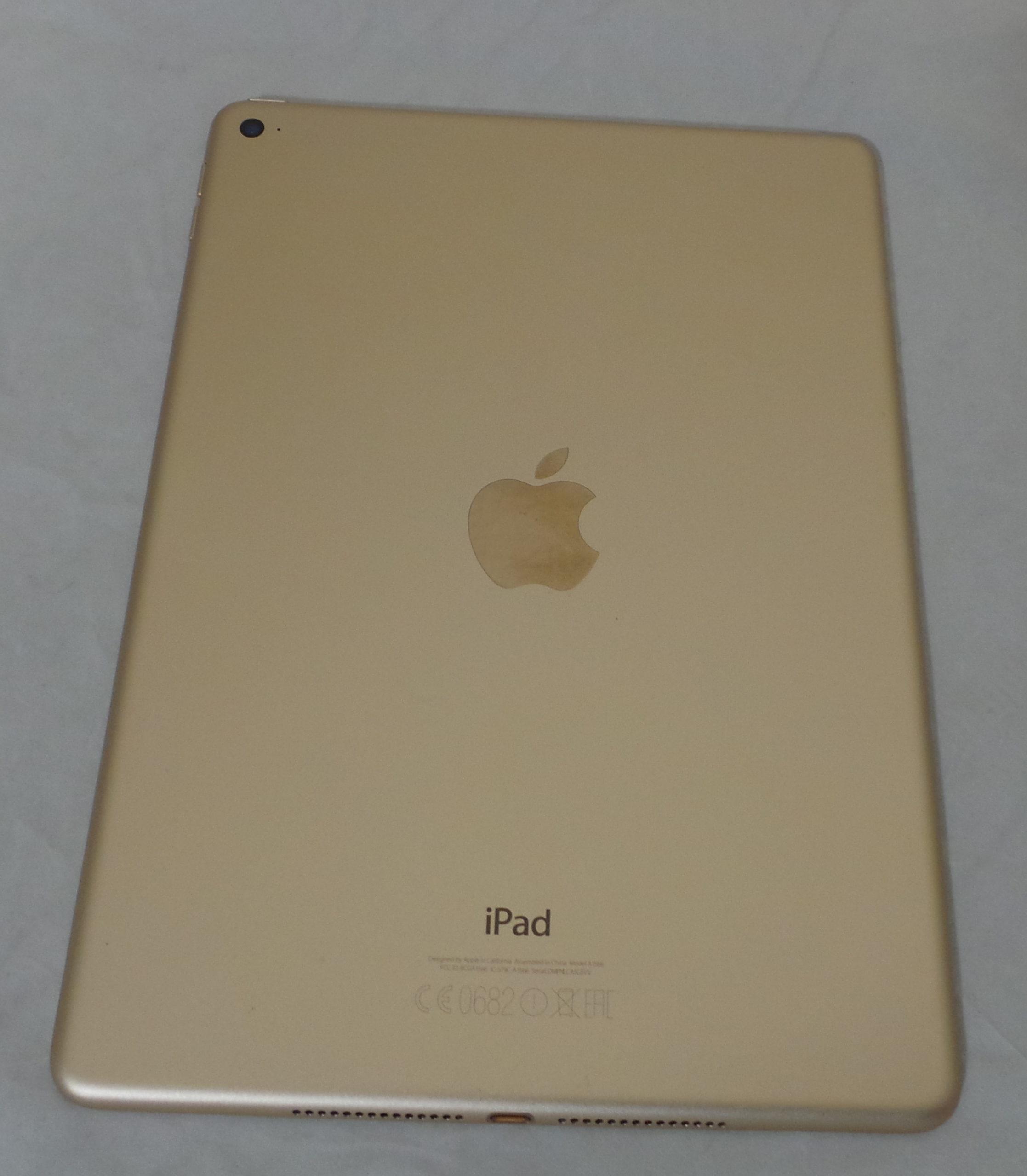 iPad Air 2 Wi-Fi 16GB, 16 GB, Gold, Afbeelding 2