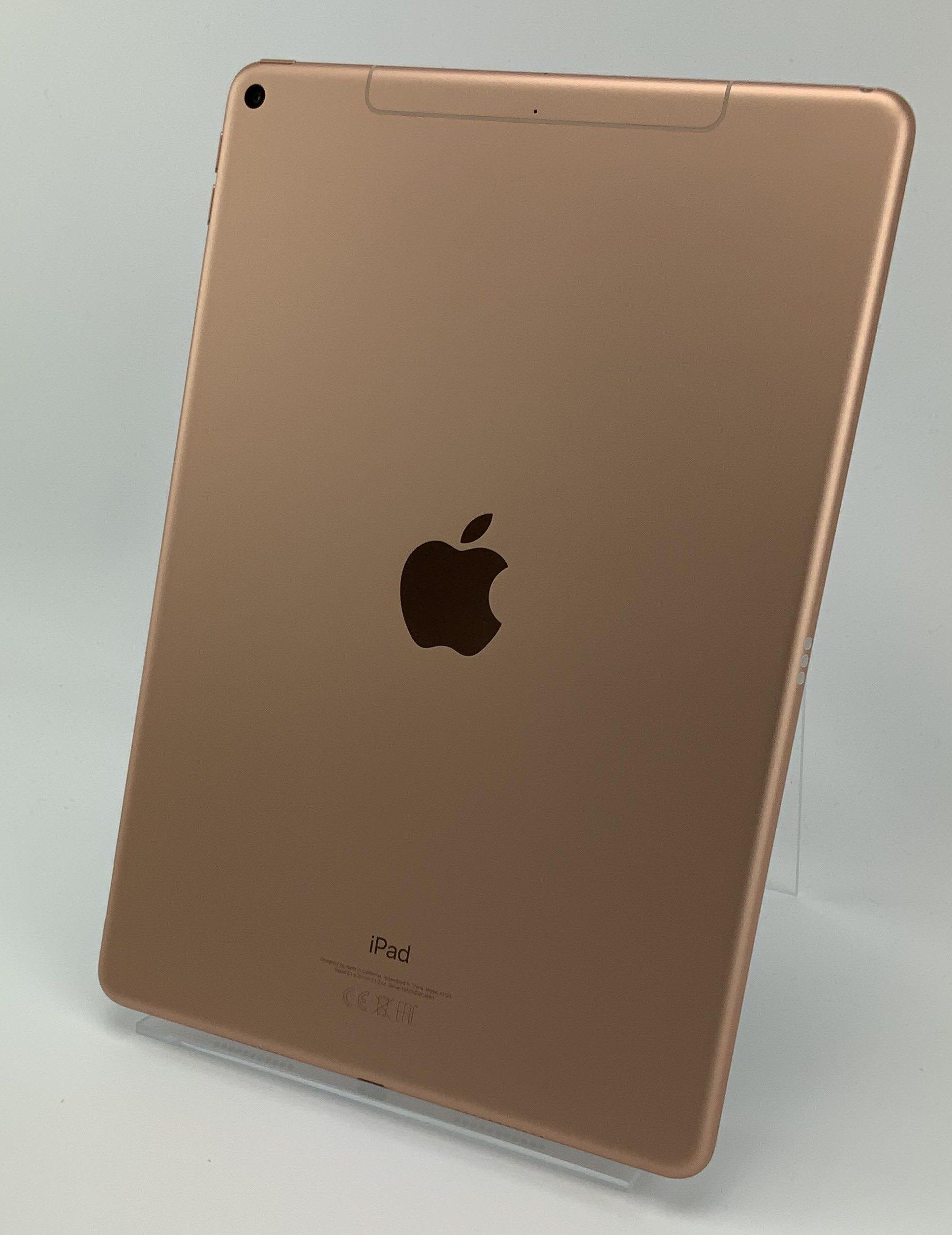 iPad Air 3 Wi-Fi + Cellular 64GB, 64GB, Gold, image 2