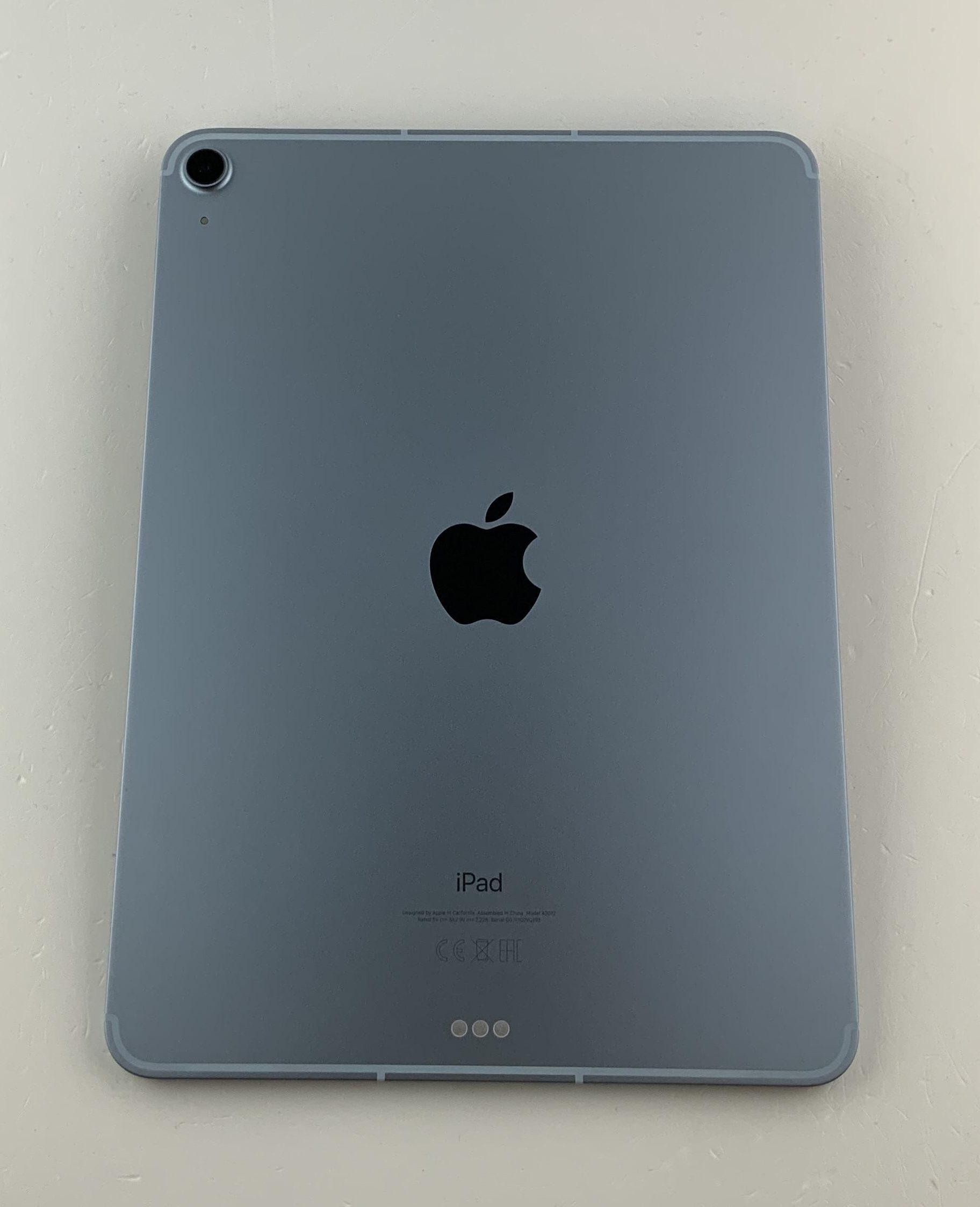 iPad Air 4 Wi-Fi + Cellular 64GB, 64GB, Sky Blue, Afbeelding 2