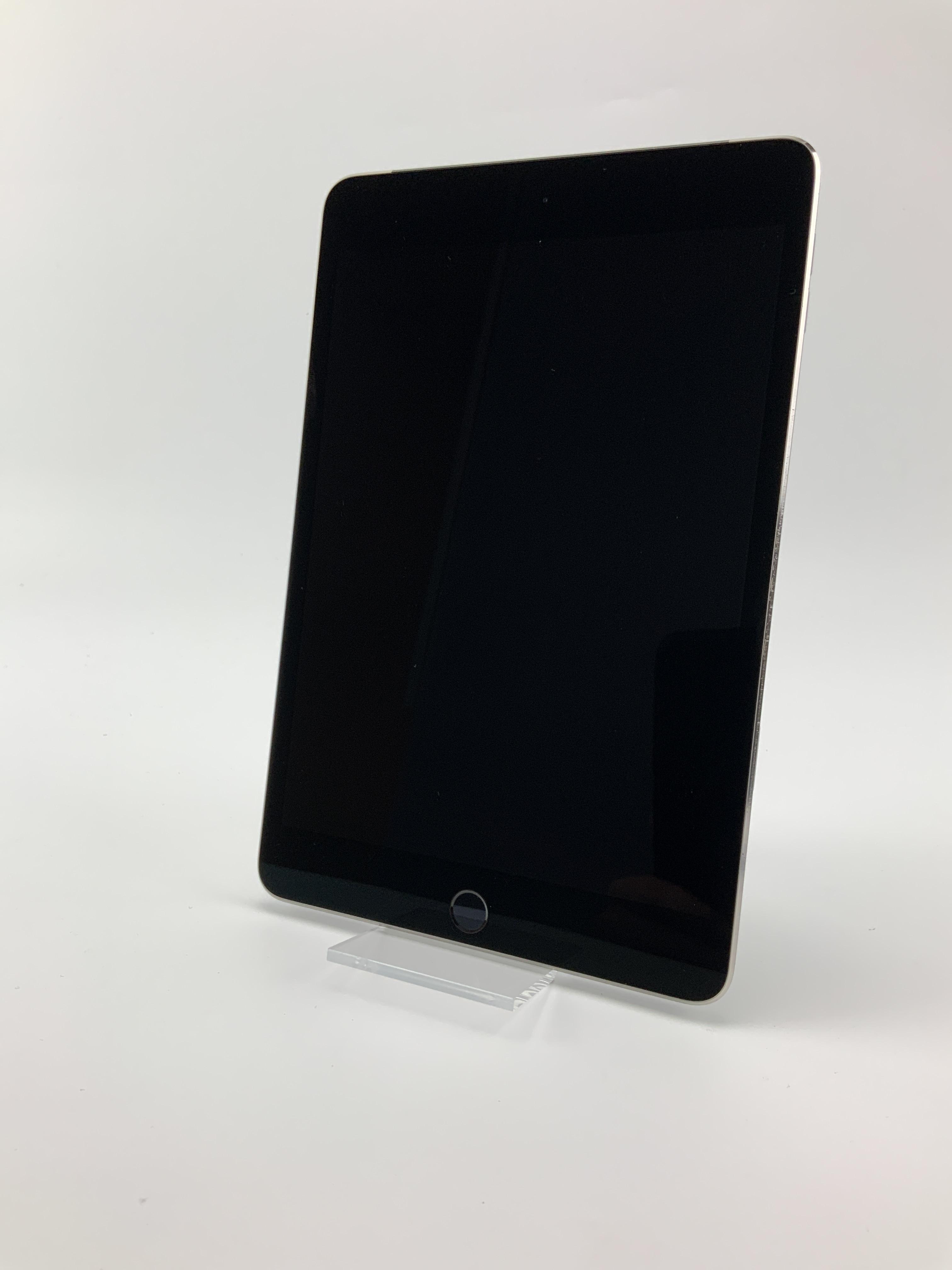 iPad mini 4 Wi-Fi + Cellular 64GB, 64GB, Space Gray, imagen 1