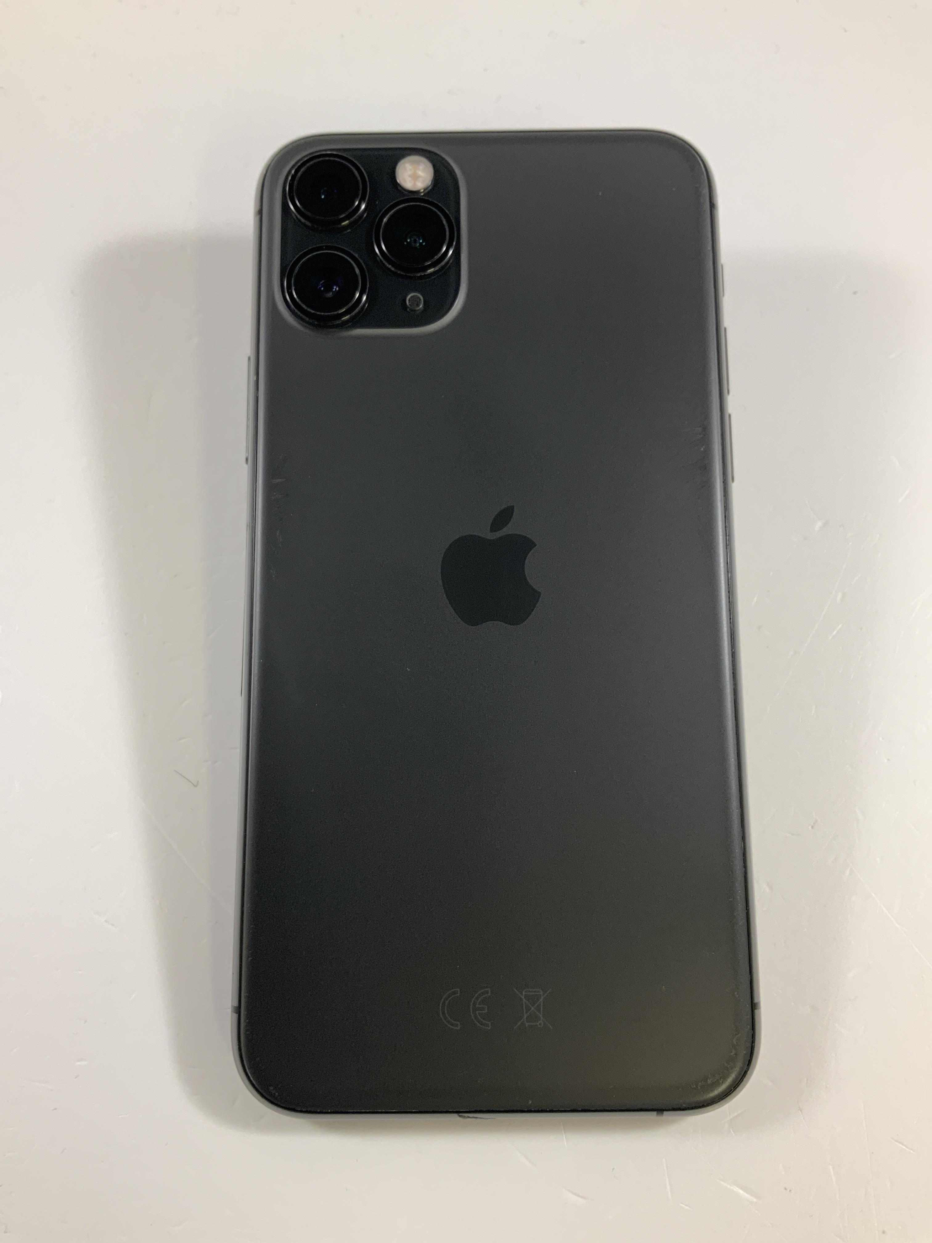 iPhone 11 Pro 64GB, 64GB, Space Gray, bild 2