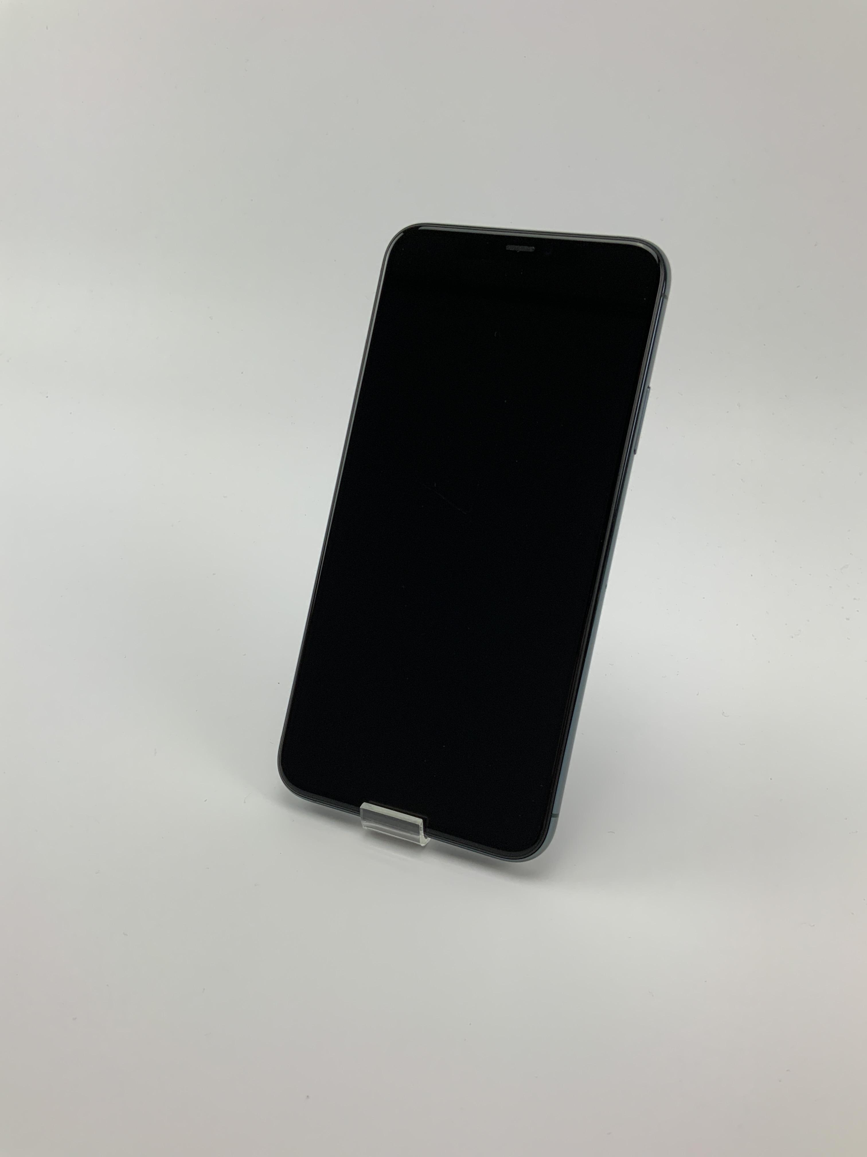iPhone 11 Pro Max 64GB, 64GB, Midnight Green, obraz 1
