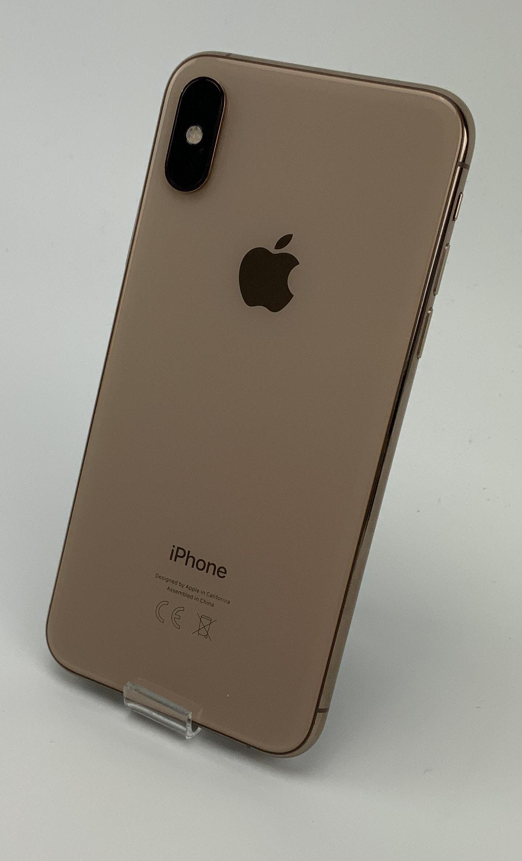 iPhone XS 64GB, 64GB, Gold, bild 2