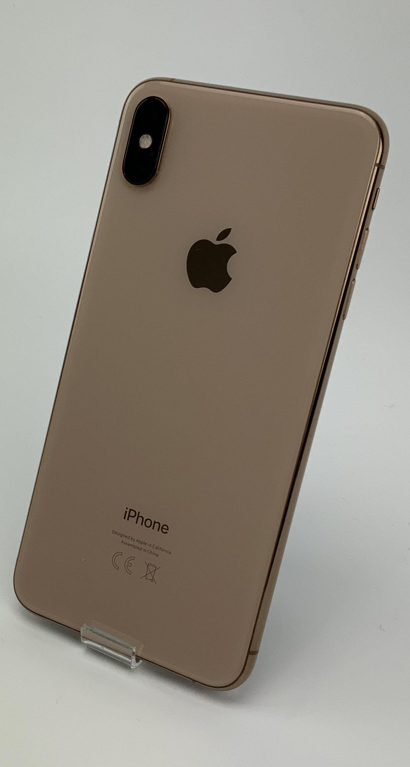 iPhone XS Max 256GB, 256GB, Gold, bild 2