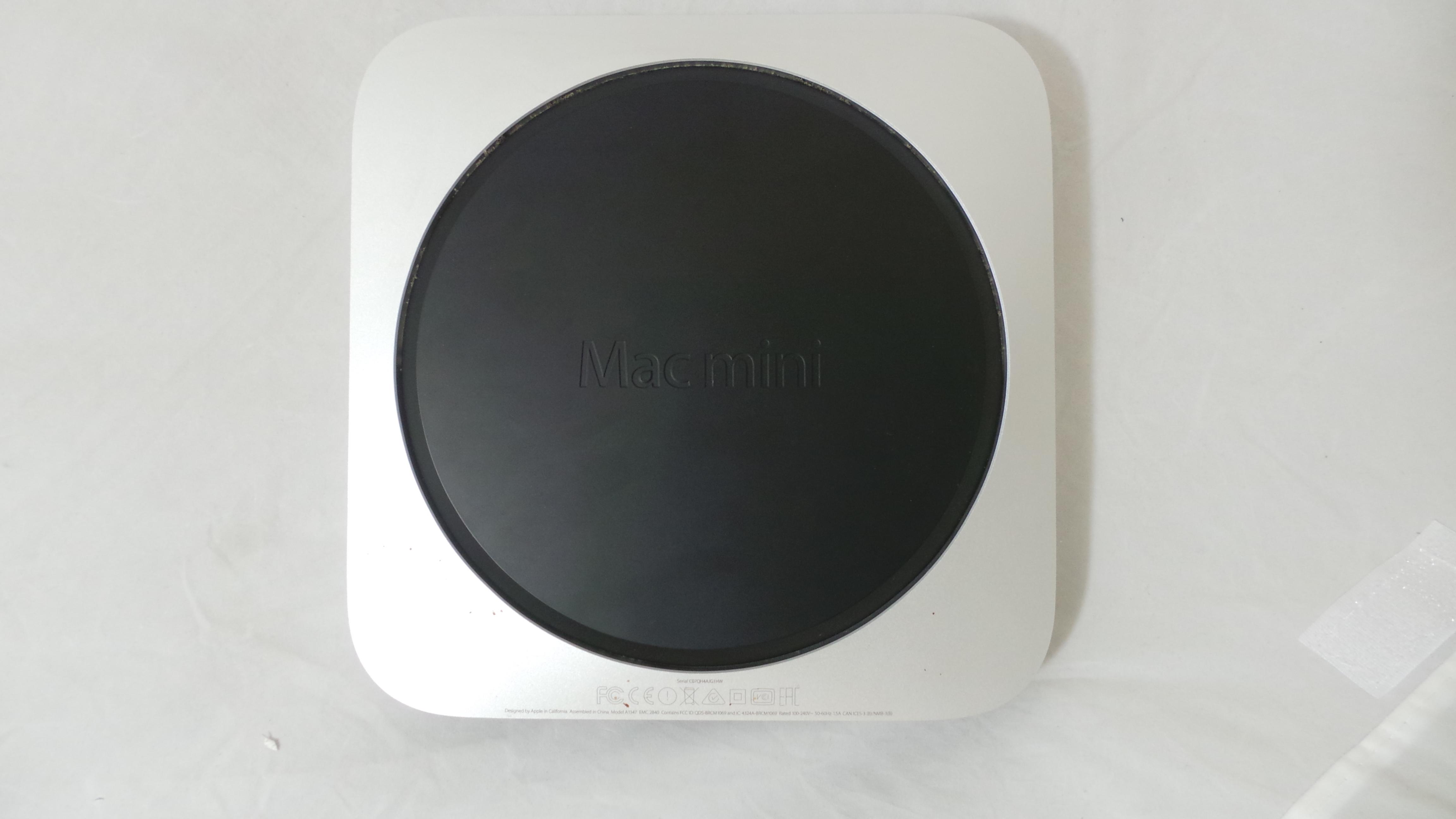 Mac Mini Late 2014 (Intel Core i5 2.6 GHz 8 GB RAM 1 TB HDD), 2,6 GHz Intel Dual-Core i5, 8 GB, 1 TB HDD, Afbeelding 2