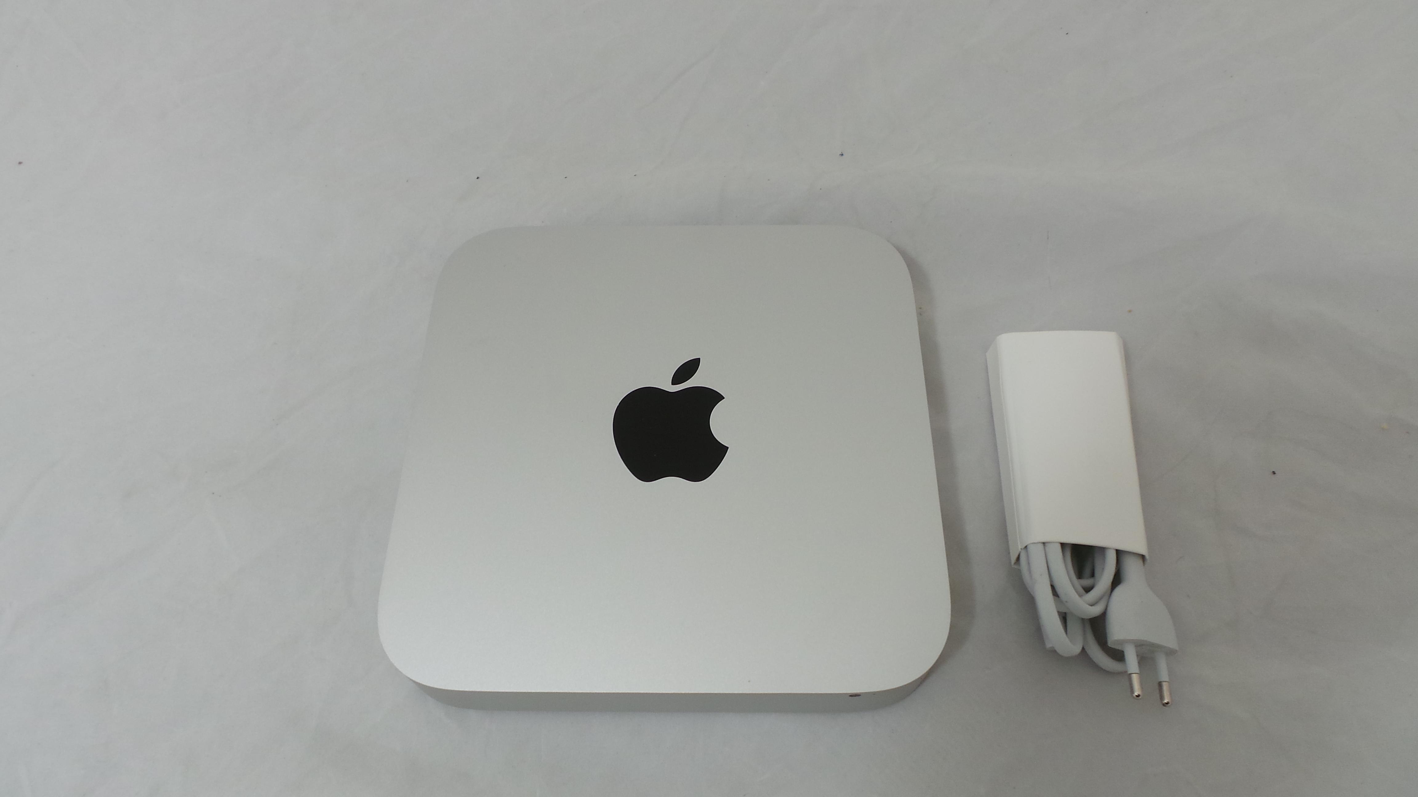 Mac Mini Late 2014 (Intel Core i5 2.6 GHz 8 GB RAM 1 TB HDD), 2,6 GHz Intel Dual-Core i5, 8 GB, 1 TB HDD, Afbeelding 1