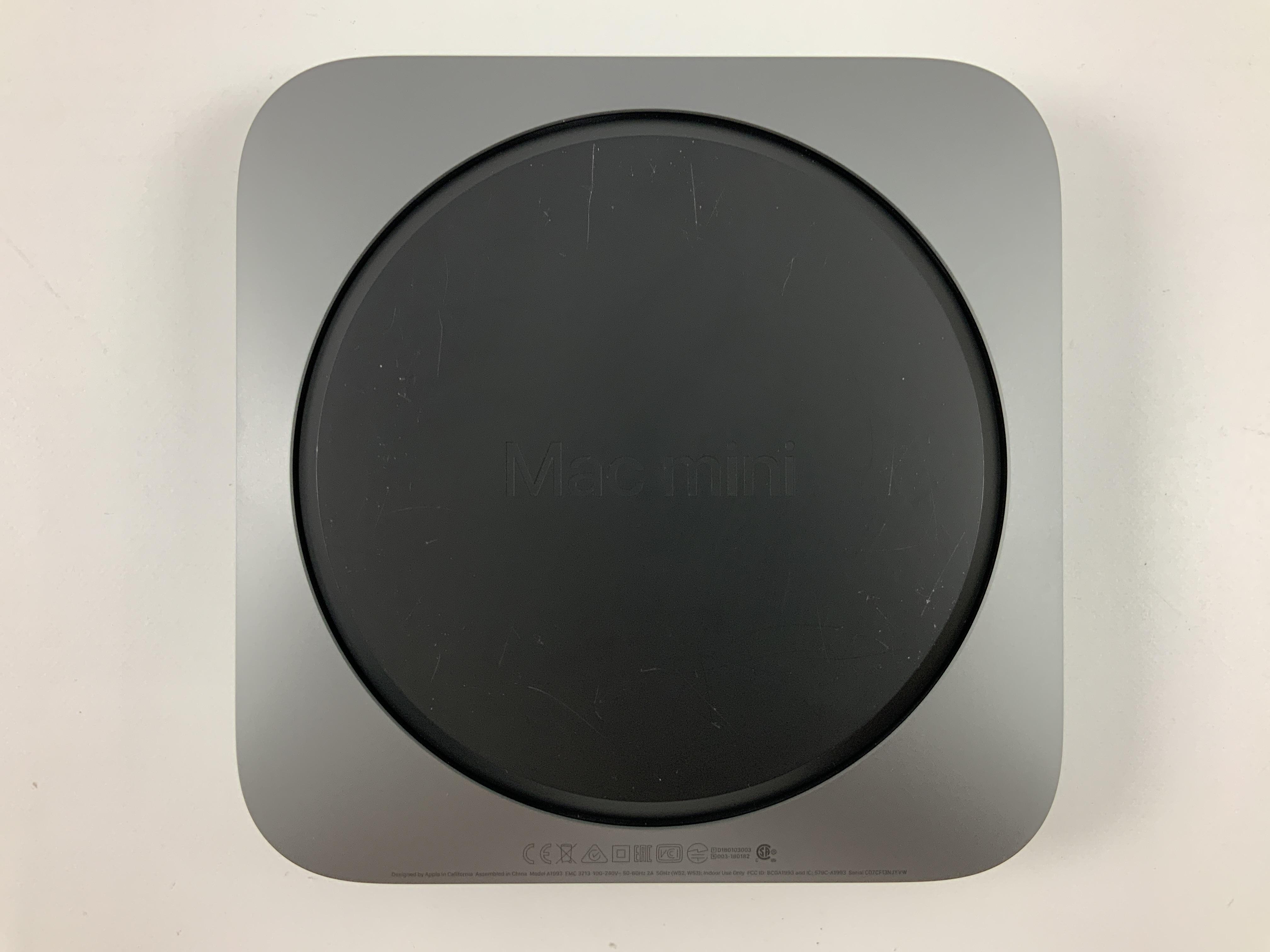 Mac Mini Late 2018 (Intel Quad-Core i3 3.6 GHz 8 GB RAM 128 GB SSD), Intel Quad-Core i3 3.6 GHz, 8 GB RAM, 128 GB SSD, imagen 2