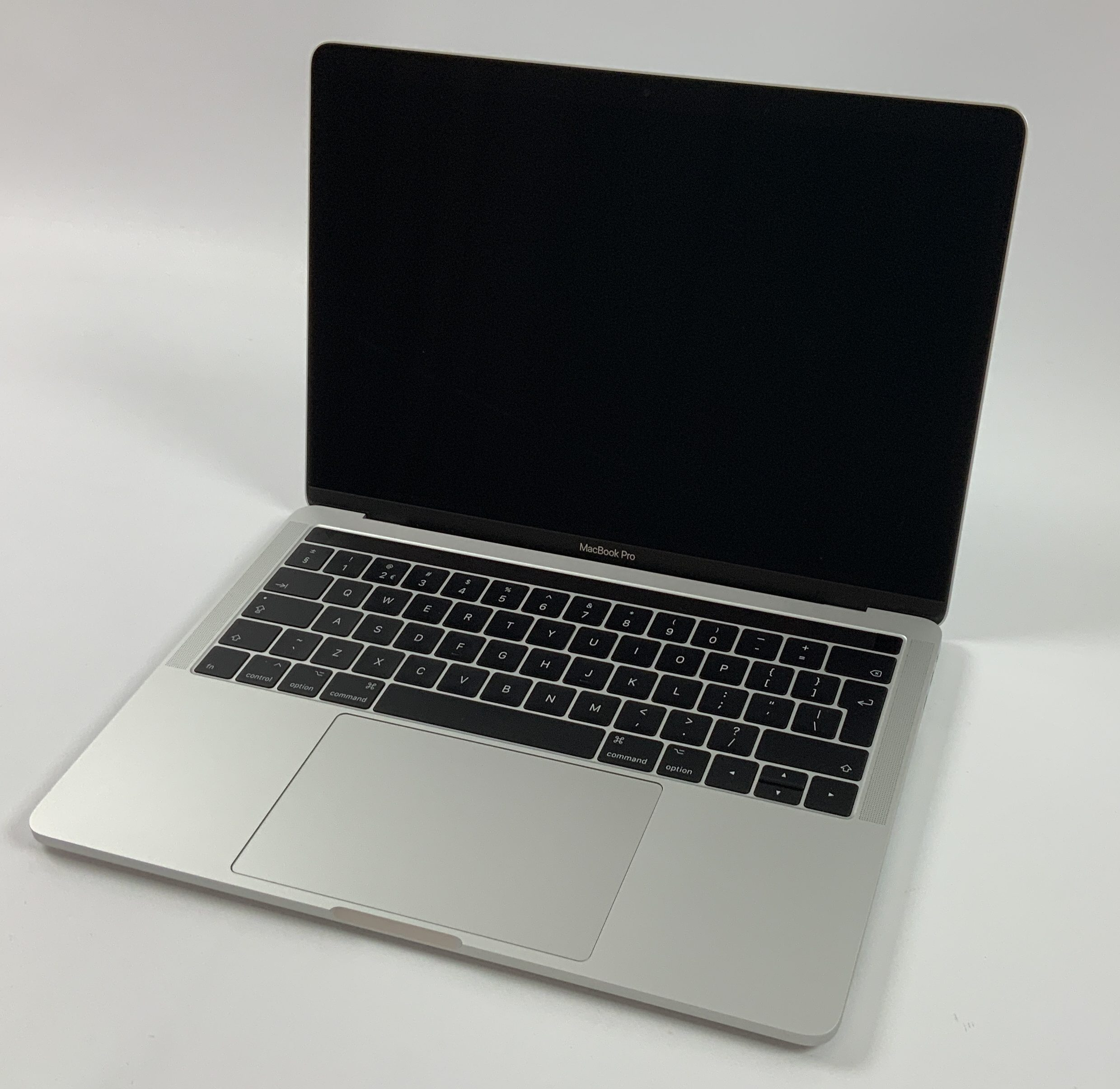 "MacBook Pro 13"" 4TBT Mid 2017 (Intel Core i5 3.1 GHz 16 GB RAM 256 GB SSD), Silver, Intel Core i5 3.1 GHz, 16 GB RAM, 256 GB SSD, Afbeelding 1"