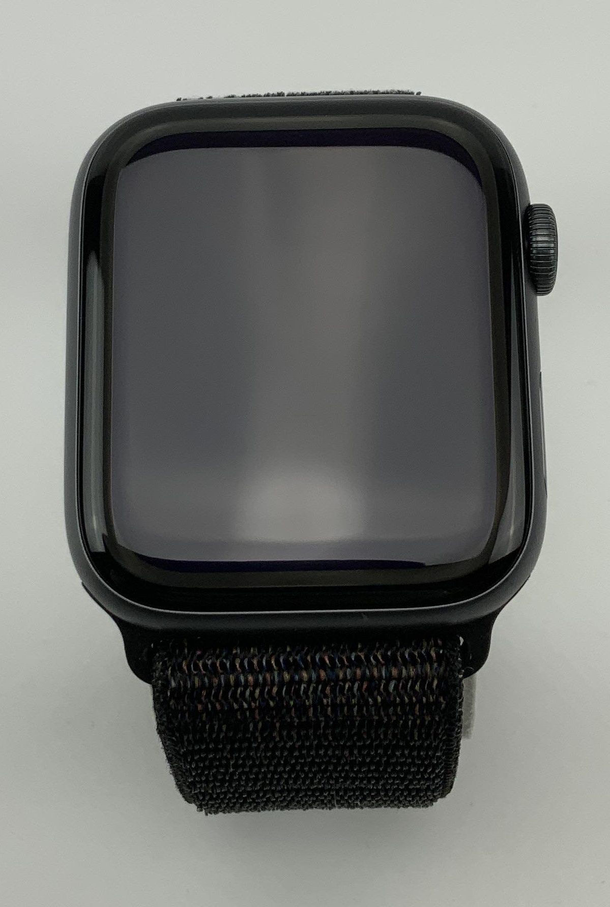Watch Series 4 Aluminum (44mm), Space Gray, Black Sport Loop, Bild 1