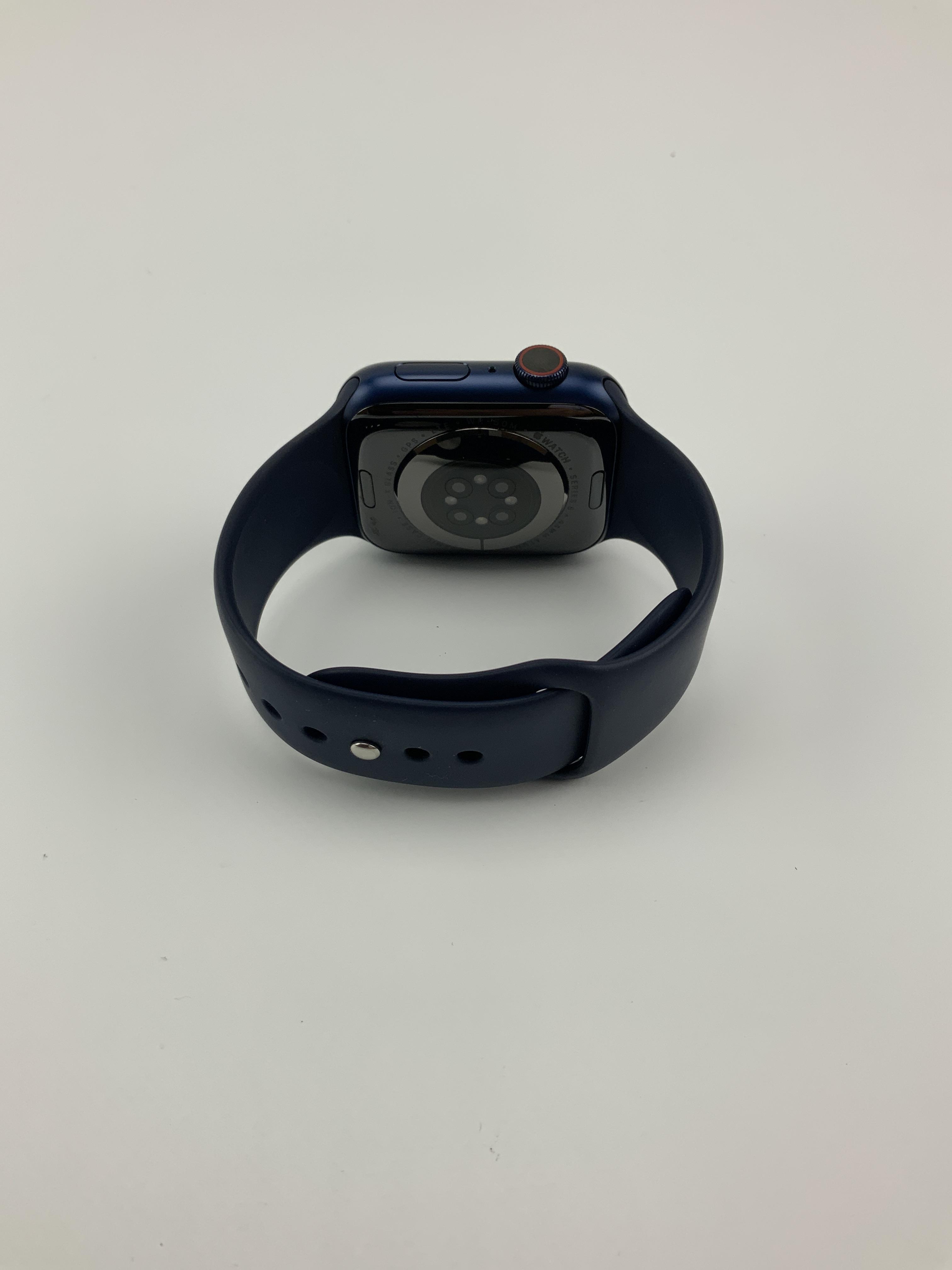 Watch Series 6 Aluminum Cellular (44mm), Blue, bild 5